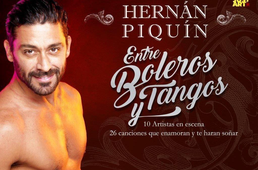 Hernán Puiquin vuelve al Teatro Metro