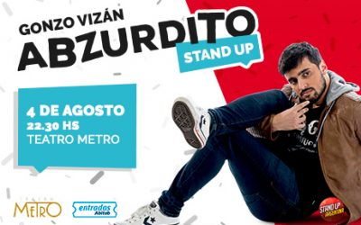 ABZURDITO Stand Up