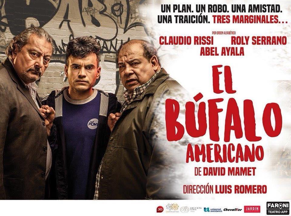 """19 y 20 de Octubre: """"El Búfalo Americano"""""""