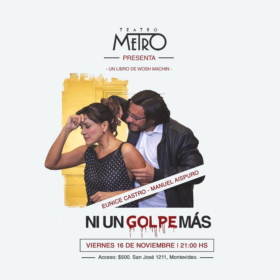 """16 de noviembre- """"Ni un golpe más"""""""