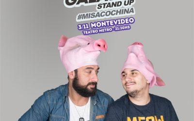 3 de Noviembre- Rodriguez Galati: Stand Up #MisaCochina