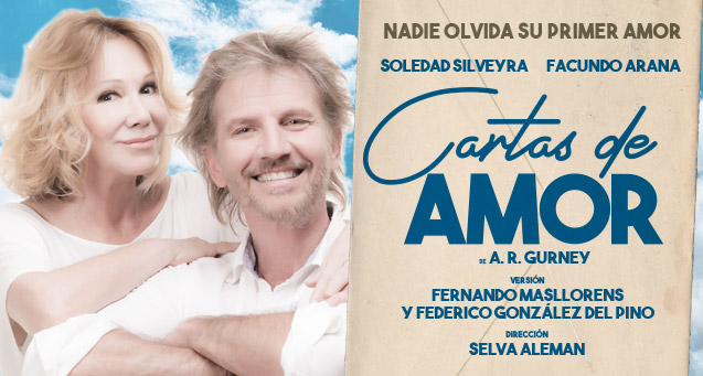 CARTAS DE AMOR 5,6,7 de Abril