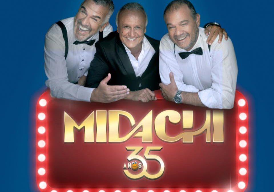 MIDACHI 35 AÑOS