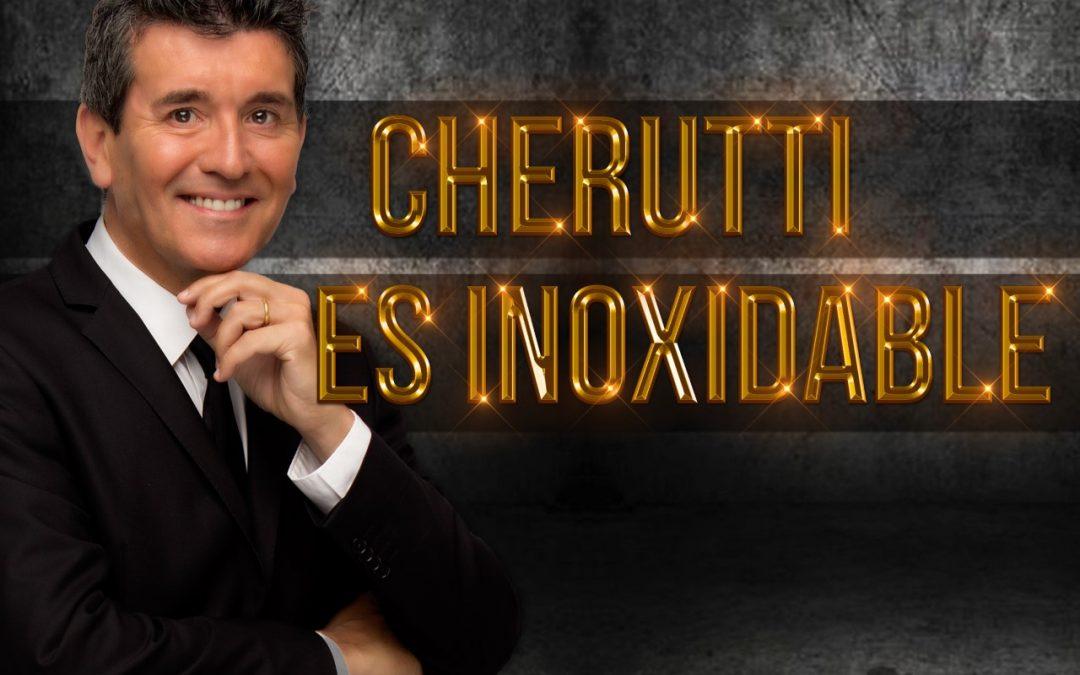 CHERUTTI ES INOXIDABLE – 9 de noviembre