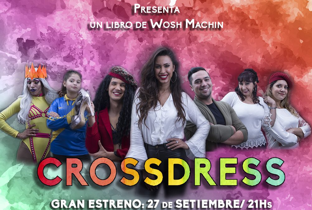 CROSSDRESS – 27 de setiembre