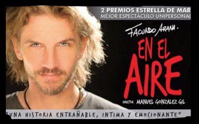 FACUNDO ARANA: EN EL AIRE – Temporada 2020