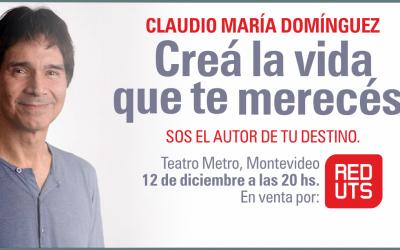 CLAUDIO MARÍA DOMÍGUEZ – 12 de diciembre