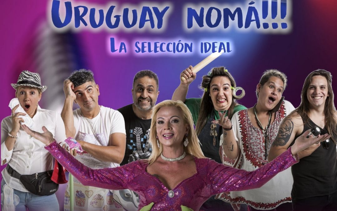 URUGUAY NOMA! – 14, 21 y 28 de Febrero