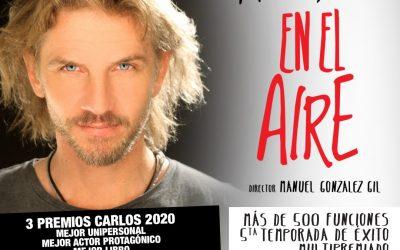 FACUNDO ARANA: EN EL AIRE – 16 y 23 de Mayo
